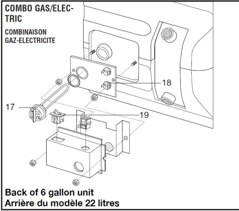 Atwood G6a-8e Wiring Diagram