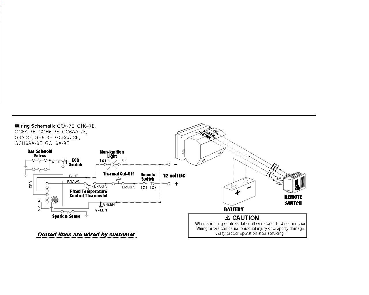 Atwood Gc6aa-10e Wiring Diagram