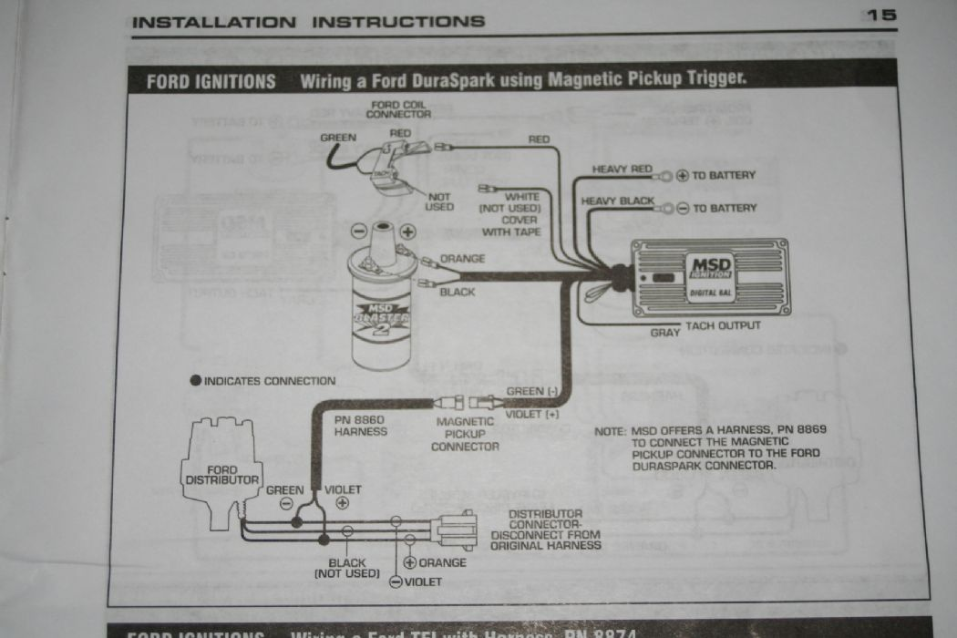 A4 Coil Pack Wiring Diagram