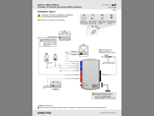 small resolution of avital 4103 remote starter wiring diagram
