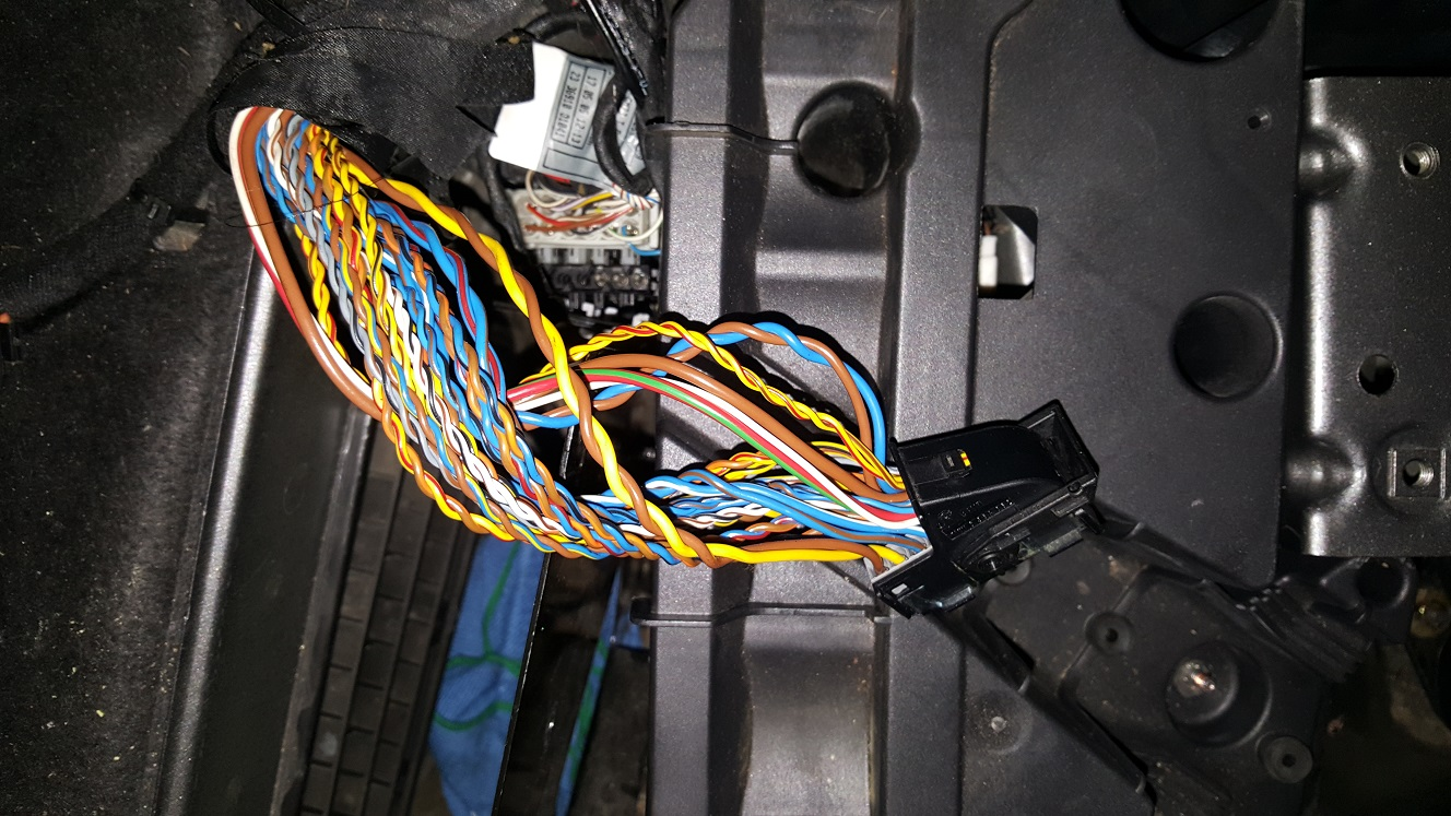 hight resolution of e39 dsp wiring