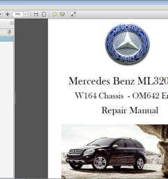 mercede benz ml320 wiring diagram [ 1200 x 675 Pixel ]