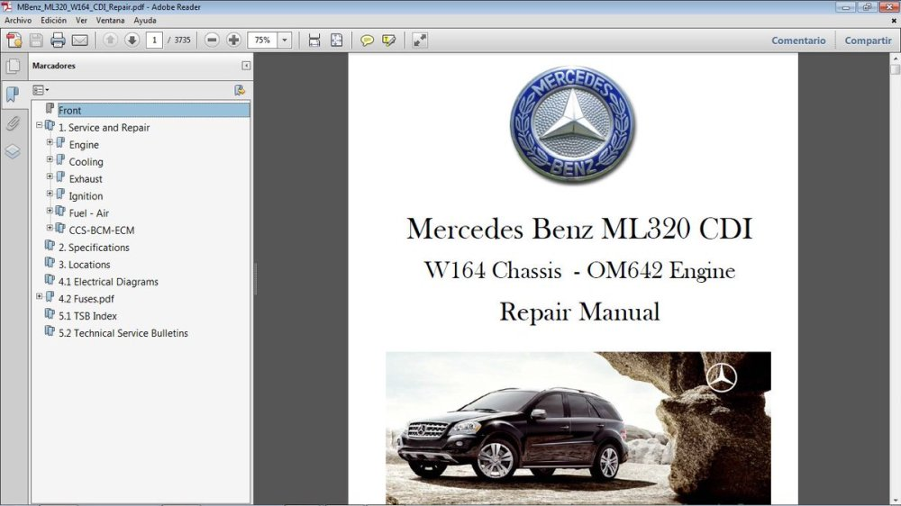 medium resolution of mercede benz ml320 wiring diagram