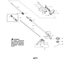 Weed Eater Fuel Line Diagram Variable Refrigerant Flow Bolens Bl110