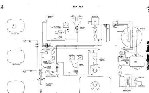 small resolution of arctic cat cougar wiring schematic wiring diagram today 99 mercury cougar engine diagram snowmobile wiring schematics