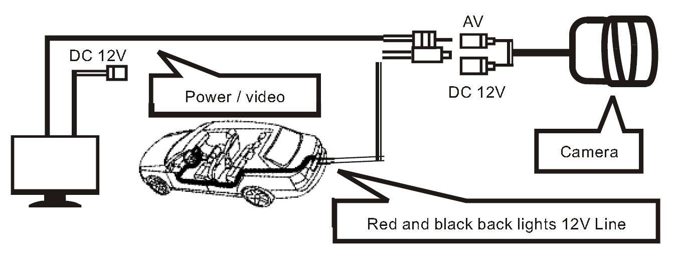 Boss Cam22 Wiring Diagram