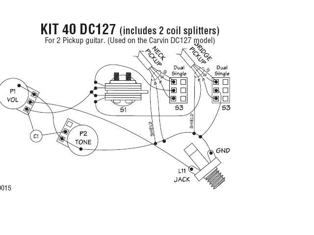 Carvin Wiring Diagram