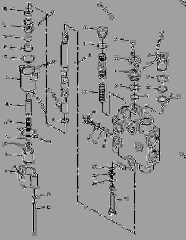 Cat 420d Alternator Wiring Diagram