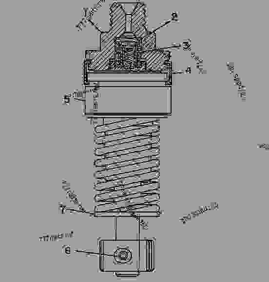 Catipillar T50d Wiring Diagram