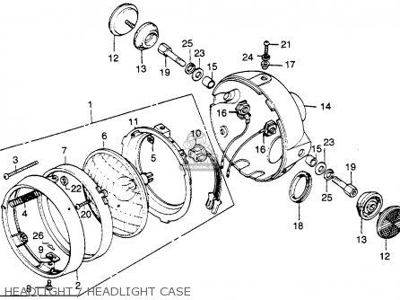 Cb500t Wiring Diagram