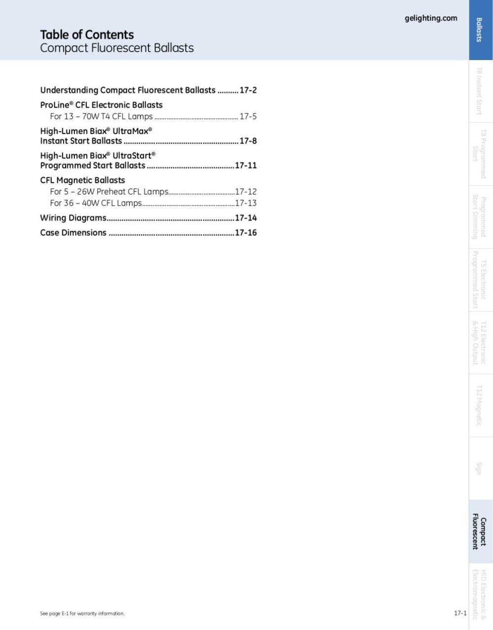 medium resolution of compact fluorescent wiring diagram