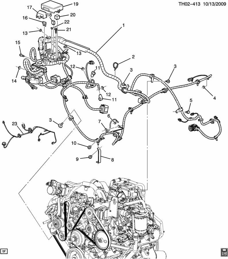 Wiring Honda Diagram Engine Hc2041h