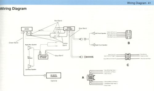 small resolution of clarion cz102 car stereo wiring diagram
