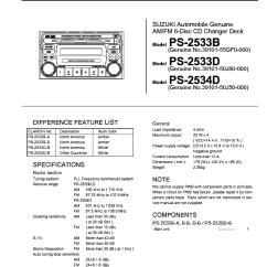 Wiring Diagram For Clarion Car Stereo Casablanca Fan W 32 Vz402a