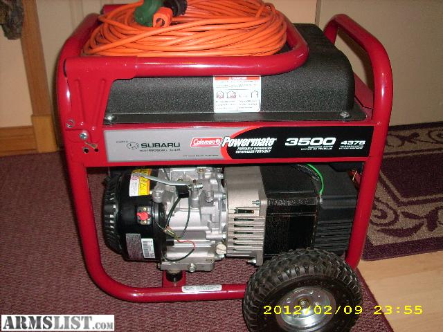 Need A Wiring Diagram For Coleman Generator Model Pmo47460301