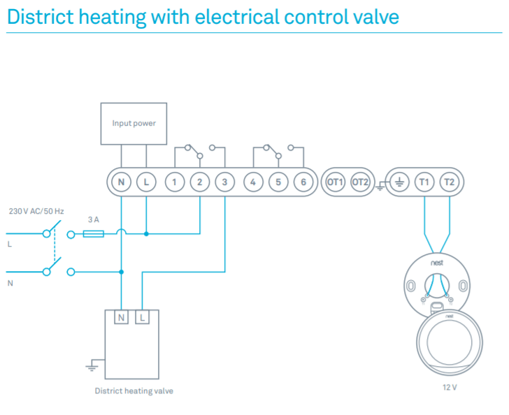 Comfortmaker Thermostat Wiring Diagram