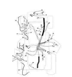 craftsman gt5000 deck wiring diagram [ 1696 x 2200 Pixel ]