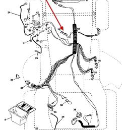 wiring diagram for craftsman lt1000 wiring diagram home sears lt1000 wiring diagram [ 817 x 1081 Pixel ]