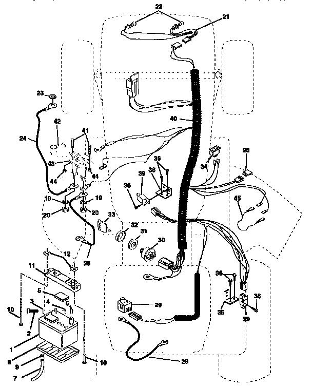 Craftsman Lt2000 Carburetor Diagram