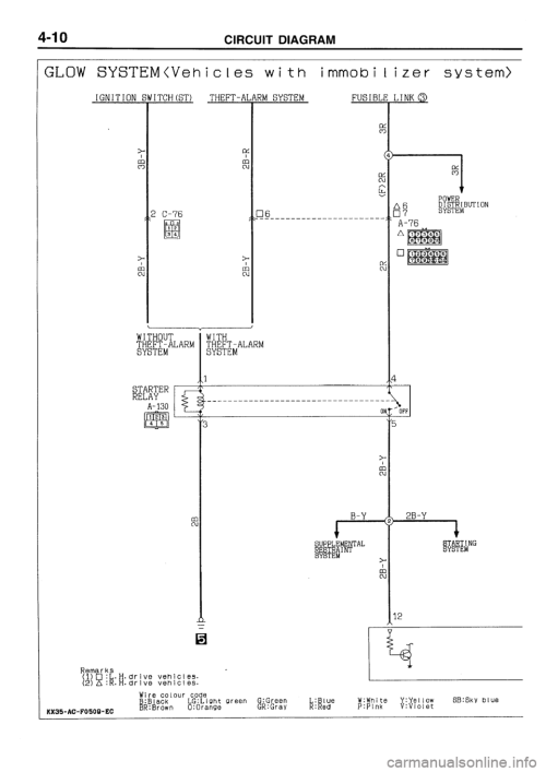 small resolution of crane h4 ignition wiring diagram