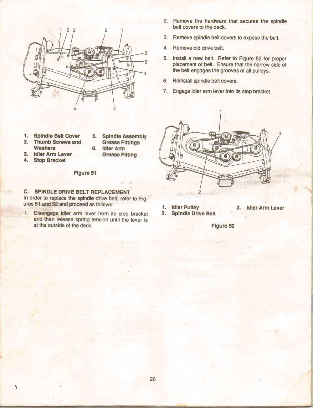 medium resolution of cub cadet ltx 1000 mower deck diagram