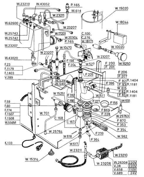 Cuisinart Espresso Maker Em-200 Wiring Diagram