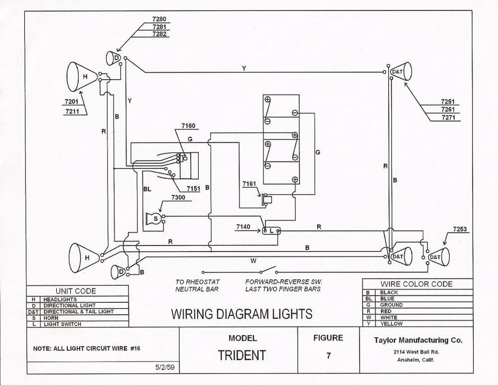medium resolution of 36 volt ezgo wiring 2003
