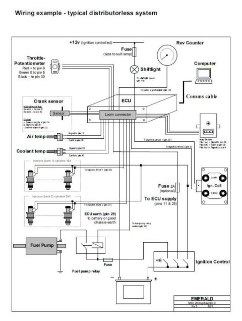 Dash2 Pro Wiring Diagram