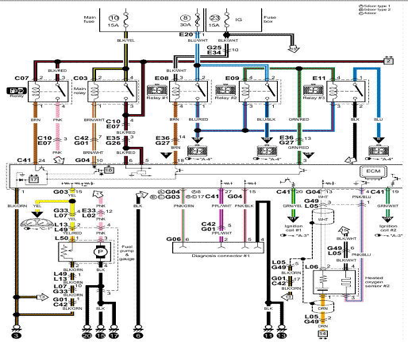 Db3 Wiring Diagram
