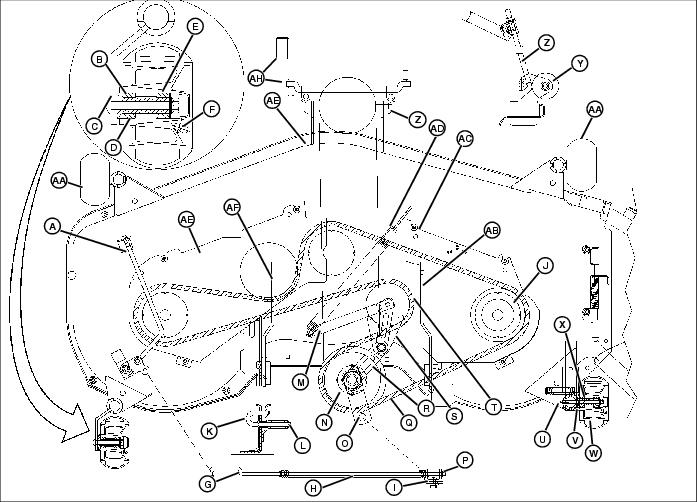 Deere D105 Wiring Diagram