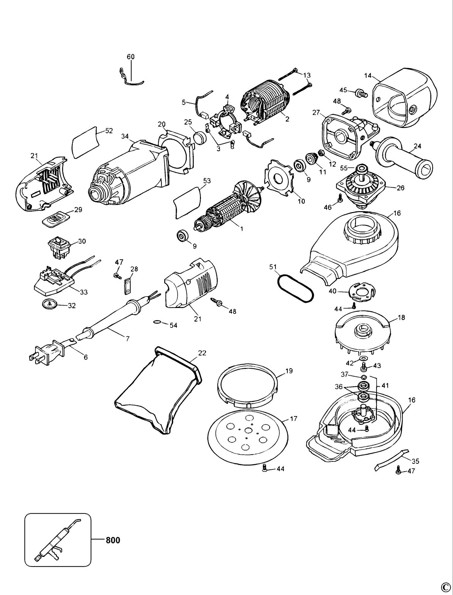 Dewalt Radio Wiring Diagram