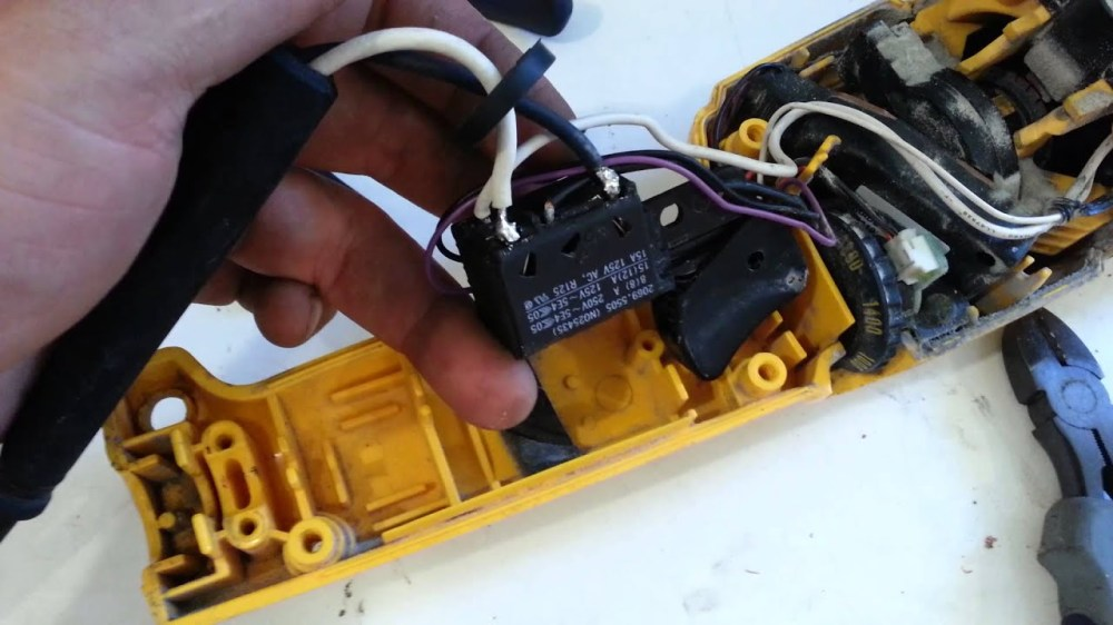 medium resolution of  dewalt d55146 power cord wiring diagram on dewalt gearbox dewalt lights dewalt battery