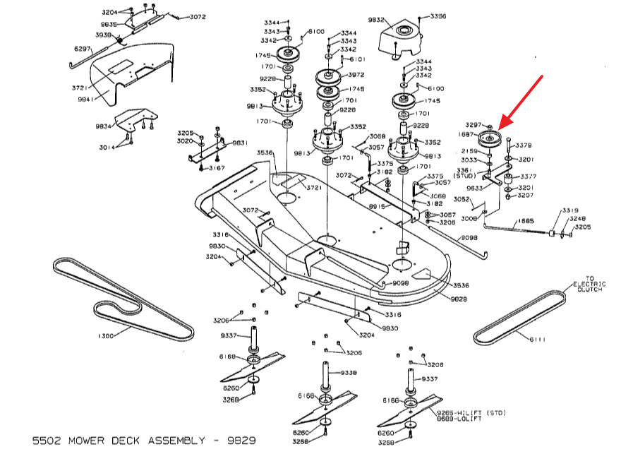 Dixon Speedztr 42 Belt Diagram