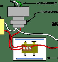 doorbell wiring 2 [ 1280 x 949 Pixel ]