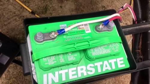 small resolution of  trailer camp trailer battery wiring diagram on trailer battery system esco breakaway box diagram