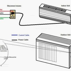 Air Conditioner Wiring Diagram Troubleshooting Intertherm Electric Ductable Ac