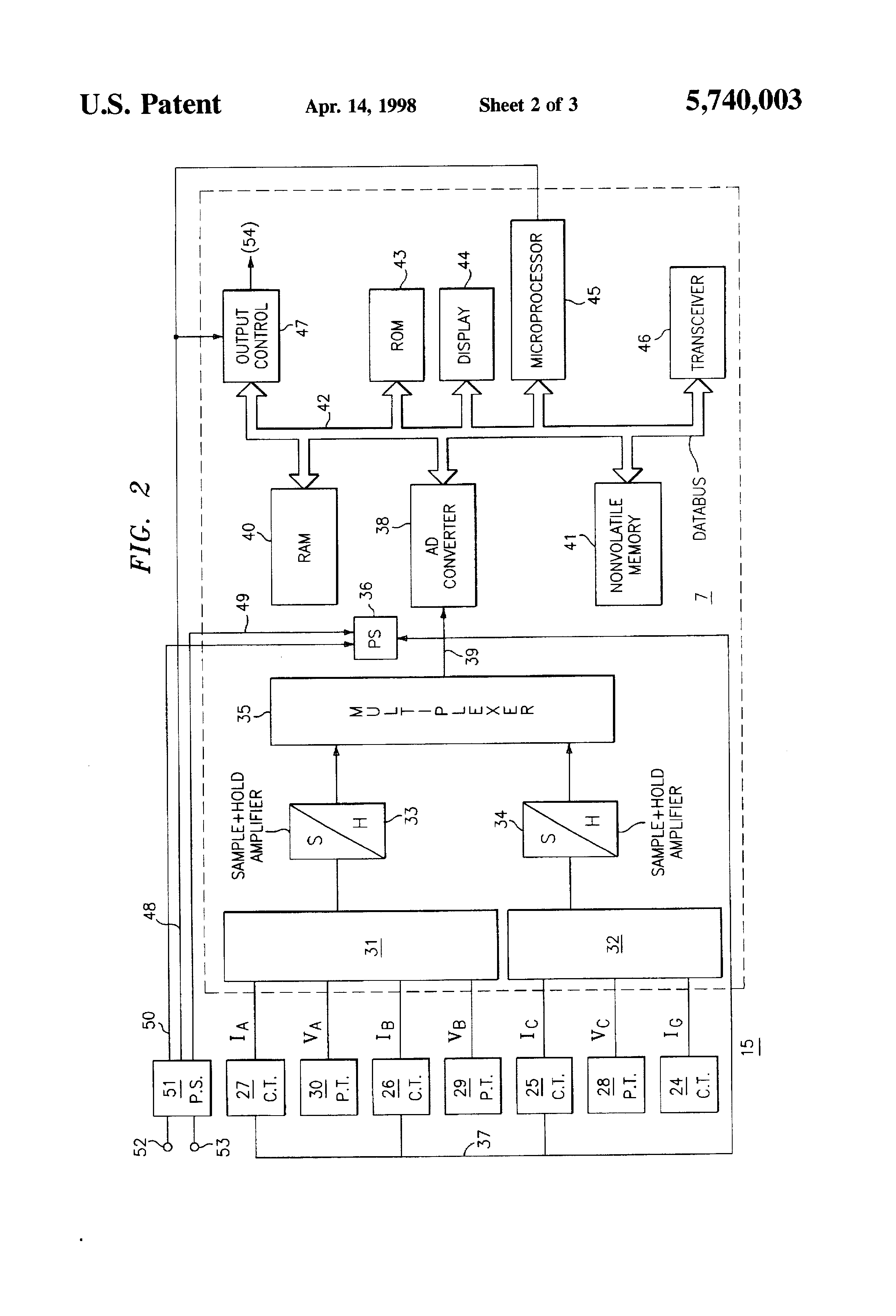 shunt trip circuit breaker diagram
