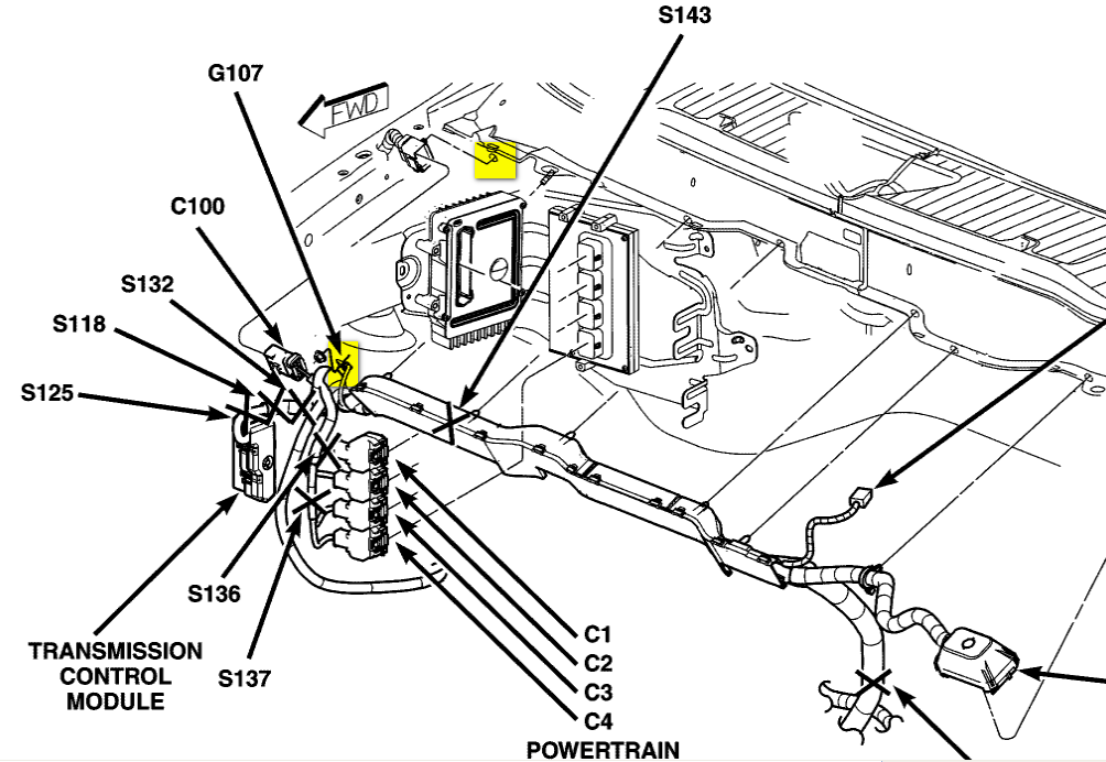 Engine Wiring Diagram For 2004 Durango Hemi 5.7