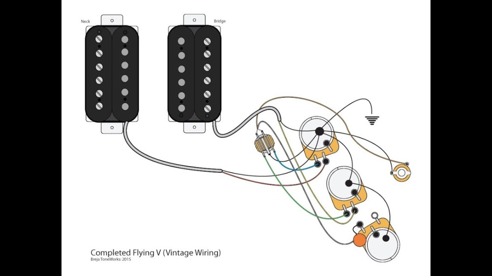 medium resolution of epiphone wiring schematic