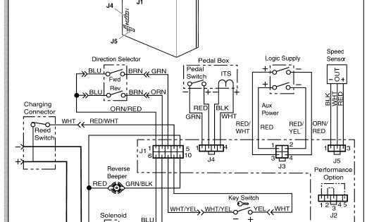 Ex Go B299 Wiring Diagram