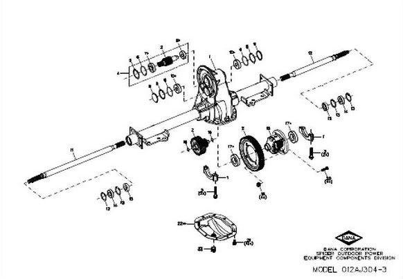 [DIAGRAM] 2002 Ezgo Electric Golf Cart Rear Axle Diagram