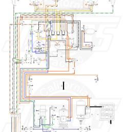 farium outboard tachometer wiring diagram [ 5000 x 7372 Pixel ]