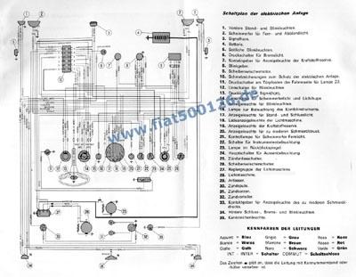 Fiat 500 Tailgate Wiring Diagram