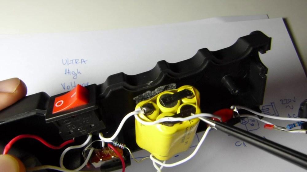 medium resolution of wiring diagram for flashlight