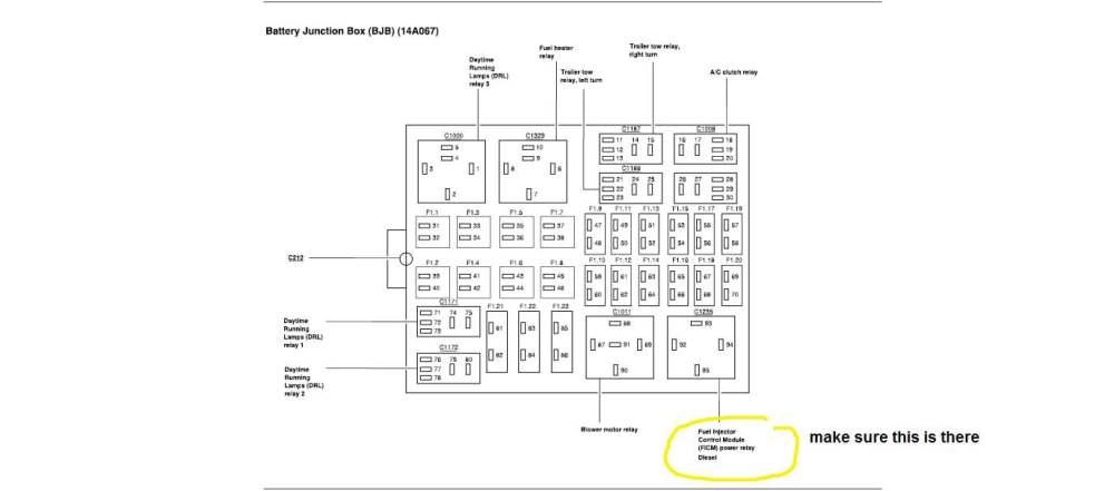 medium resolution of 04 f250 ficm wiring diagram