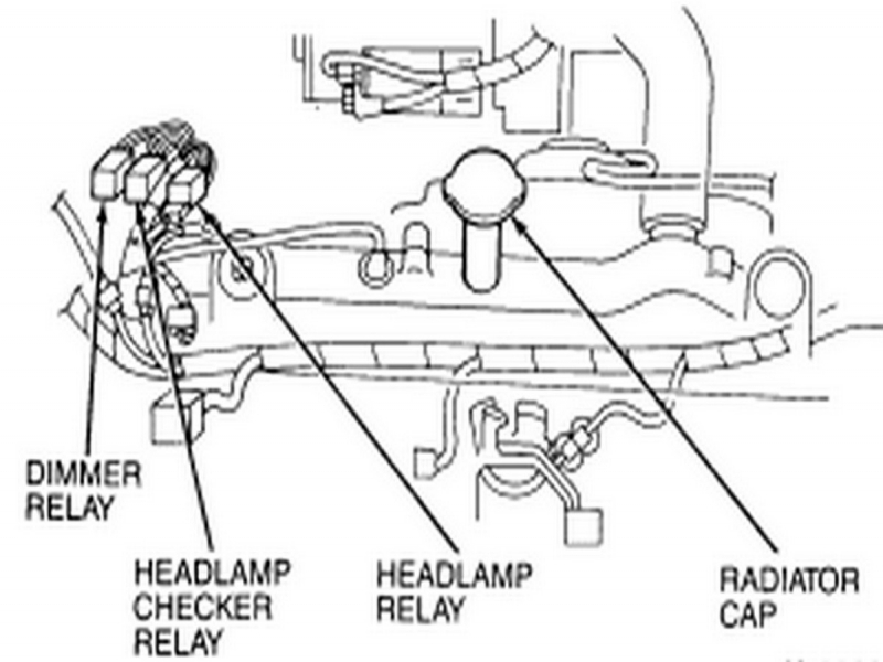 Ford Brake Wpt-415 Wiring Diagram