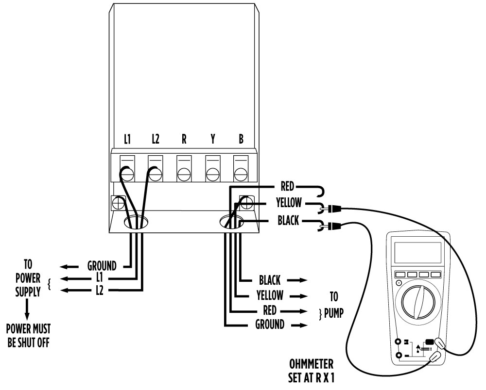 Franklin Qd Control Relay Wiring Diagram