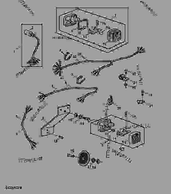 Freeman 5200 Wiring Diagram