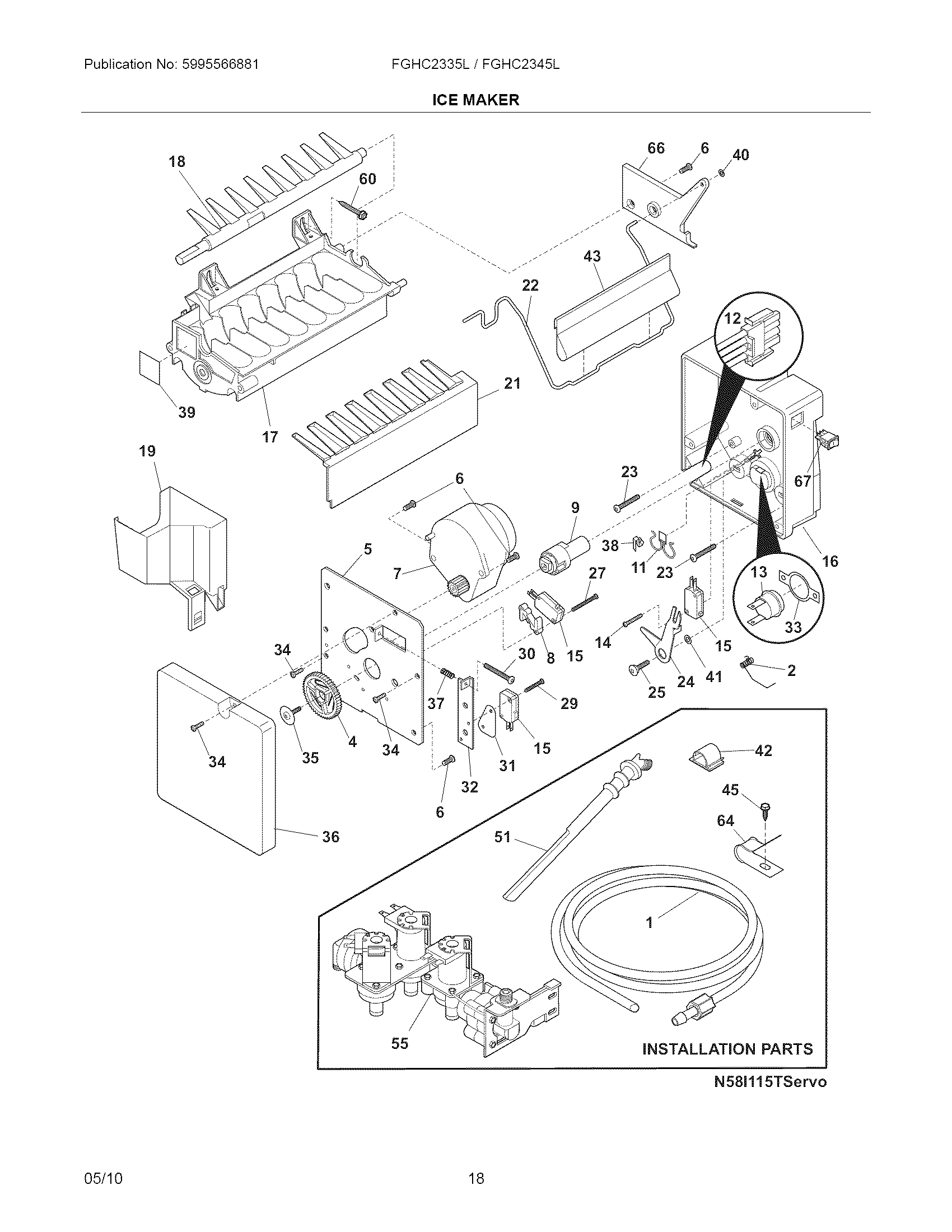 Frigidaire Stackable Glet1031cs0 Wiring Diagram Pdf