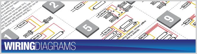 fulham workhorse ballast wiring diagram - 2 ballast wiring diagram